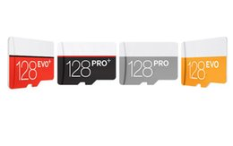 Wholesale Uhs Sd - mixed package Gray White PRO White EVO Plus + 128GB 64GB 32GB UHS-I Class10 Free SD Adapter Retail Blister Package Epacket DHL Free Shipping