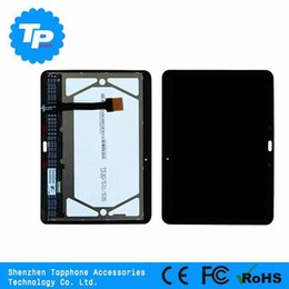 Wholesale Lcd Spare Parts - Wholesale Spare Parts Replacing Original LCD Screen For Samsung Galaxy Tab 4 10.1 T530 LCD Complete