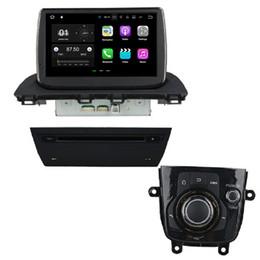 """2gb ram chinês telefone on-line-1024 * 600 9 """"Android 7.1 Car DVD Car Rádio GPS Multimídia Unidade Cabeça para Mazda 3 Axela 2014 Com 2 GB de RAM Bluetooth 4G WIFI Espelho-link"""