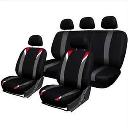 I sedili di honda si adattano online-Coprisedili Supporti Coprisedili per auto Universal Fit La maggior parte degli accessori per interni auto Accessori Car Seat Protector per honda