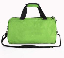 Wholesale Cylinder Package - WAP- Free Shipping Sports bag nylon diagonal cross-body bag shoulder travel travel bag leisure package cylinder taekwondo
