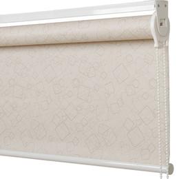 2019 persianas impermeáveis Prova de óleo Blackout Roller Blinds montagem de teto Fácil instalação Impermeável Roller blinds para a casa de banho Tailor Personal persianas impermeáveis barato