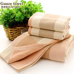 Wholesale Hotel Suits - Innovative gauze towel Daily gauze towel bath suit Quality assurance of cotton wool Hotel towels