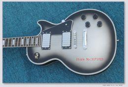 Wholesale Cheap Guitar Strings China - NEW Custom Guitar From China gray burst Custom Electric Guitar High Cheap