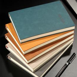 reservar páginas em branco Desconto A5 B5 Páginas Em Branco Do Vintage Sketchbook Retro NotThick Escola Arte Suprimentos Notepad Diário de Viagem Planner Diário Sketch Book