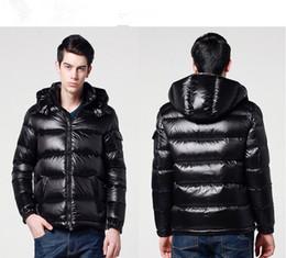 Wholesale Men Ribs - 2017 Classic Brand men anorak winter down jacket men Winter Jacket High Quality Warm Plus Size Man Down and parka anorak jackets