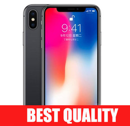 Wholesale Google Smart Cover - Seal Box 5.5inch Goophone x goophone ix face recognition Wireless Charging glass cover 4g lte Octa Core 2G Ram 32G Rom Show 256Gb Free Dhl