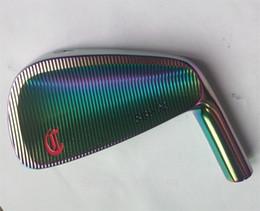 Playwell 2018 сумасшедший ВОО-02 гольф железная голова Аарона готовые кованые углеродистой стали, головки гольфа драйвер дерева клюшки от