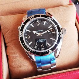 2020 relógios de luxo edição limitada Mens James Bond Daniel Craig Planeta Oceano 600M SKYFALL Edição Limitada Relógio de Luxo Relógios Masculinos relógios de luxo edição limitada barato