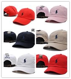 cappelli da uomo a basso costo Sconti I più venduti Luxury Brand Polo da baseball Golf Cap per uomo cappello snapback Donne sport hip hop cappelli da sole piatto bone gorras mens economici Casquette