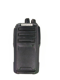 Wholesale Two Way Radio Earpieces - BAOFENG UV-6 136-174 400-480MHz VHF UHF Dual Band Radio Handheld Tranceiver with free earpiece baofeng uv 6 with 1800mAh battery