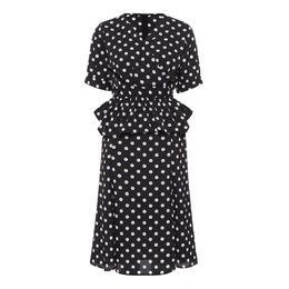 Sisjuly Zarif Kadınlar Suit Düz Siyah Puanl Pileli Dalga Kesim Kız Sonbahar Popüler 2 Parça Setleri Resmi Etek Suits nereden