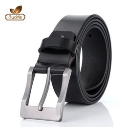Wholesale Jeans 31 38 Man - designer belts men high quality genuine leather belt man fashion strap male cowhide belts for men jeans cow leather