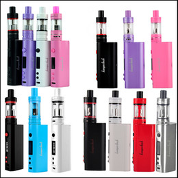 pink kangertech subox mini kit Coupons - 1 piece Kangertech Topbox mini Subox mini 75W starter kits Subox mini 50W starter kits with VTC5 2600mAh 18650 battery