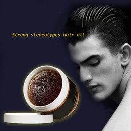 waxing hair wholesale Promo Codes - Suavecito Pomade Strong Style Restoring Pomade Hair Wax Skeleton Slicked Hair Oil Wax Mud Keep Hair Pomade Men