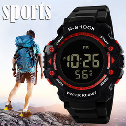 Original Honhx Männer Analog Digital Military Armee Sport Led Wasserdichte Armbanduhr 2019 Neue Uhr Männer Sport Wasserdicht Relogio Masculino Digitale Uhren