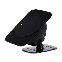 i supporti dei gps Sconti Magnetic Mount Holder Tack Magneti per auto cucina comodino bagno bastone su Dash Mount con adesivo appiccicoso per telefoni GPS unità