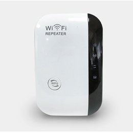 Wholesale Wifi Signal Booster Extender - WR03 WiFi Repeater Portable 300Mbps Wireless Router Signal Booster Extender with Wall in Socket Support 2.4GHz WLAN Networks