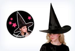 Black Oxford Burst Seal Capot Harry Potter Chapeau Magique Halloween Witch Hat Tous les Black Wizards Chapeaux 23g ? partir de fabricateur