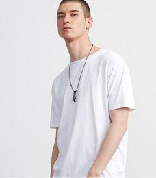 Wholesale Distressed T Shirts - Asian Size pairs designer GVXC distressed logo print t shirt streetwear tee shirt tshirt t-shirt harajuku hip hop couple SAINT t-shirts