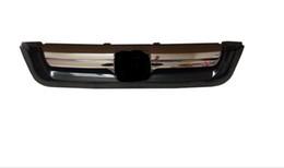 Alta qualità Per Honda CRV / CR-V 2007-2009 RE2 RE4 Griglie anteriori Perfect Match Griglia da corsa da in acciaio 1997 fornitori