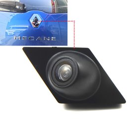 Wholesale Parks Renault - Atuo Parking System CCD HD Car Front View Logo Parking Positive Camera For Renault KOLEOS 2013-2017