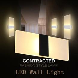 Moderne Led Lampe Murale AC90-260V 3W 6W 9W 12W Appliques Murales Appliques Escalier Intérieur Luminaire Chambre À Coucher Salon Maison Hall ? partir de fabricateur