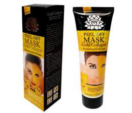 Altın Soyulabilir Yüz Maskesi Siyah Kristal Altın Kollajen Süt Siyah Nokta Remover Yüz Maskesi Cilt Bakımı nereden