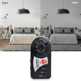 Q7 Mini Wifi DVR Kablosuz IP Kamera Video Kaydedici Kamera Kızılötesi Gece Görüş Kamera Hareket Algılama Dahili Mikrofon nereden gizli ip güvenlik kameraları tedarikçiler