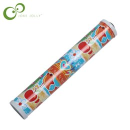 Wholesale Plastic Flowers For Sale - Wholesale- 2017 New Arrived Magic HOT SALE Children Cardboard Colorful Flowers Kaleidoscope Educational Toys for Girl Boy Chileren