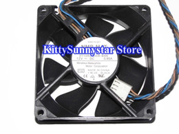 Wholesale 12v Server Fans - 8CM 12V 3110RL-04W-B86 0.65A 4Wire 406016-001 Server Fan,3110RL-04W-B79 0.44A 3Wire Switch Fan,3110RL-05W-B69 24V 0.22A 3Wire Inverter Fan