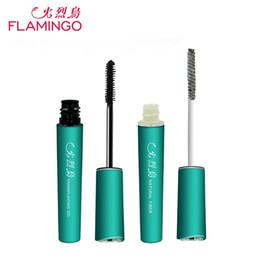 las mejores marcas de maquillaje Rebajas China Top Cosmetic Brand Flamingo Exclusivo Multifuncional Pulmping Volumizing 2x Longitud Extensión Combinación Mascara Maquillaje