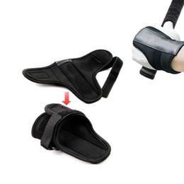 bande di oscillazione Sconti Golf Power Smooth Swing Training Aid Hold Polso Brace Band Trainer Correttore Strumento pratica