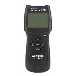 Wholesale auto data - OBD2 Scanner Car Auto Diagnostic Interface Read Car Engine Live Data D900 CAN-BUS SCAN Pro Universal OBD2 EOBD Car Fault Code Reader