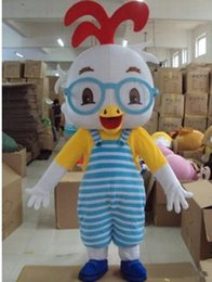Wholesale Chicken Mascot Costumes - 2018 High quality chicken mascot costume Adult children size party fancy dress factory direct sale