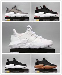 Wholesale Generation Blue - With box 2018 High quality Originals Prophere Climacool EQT 4s Four generations Clunky Shoe sports Running Shoes black Casual shoes sneakers