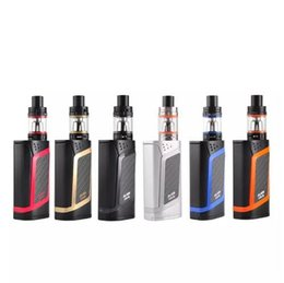 alien kit batteries Coupons - Alien Kit Alien 220w TC Box Mod with 3ML TFV8 Baby Tank TCR Mode Dual Battery Large Air Chamber ecigs kits