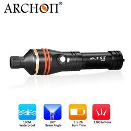Archon D11V II CREE LED 1200 Lumen Tauchtaschenlampe Unterwasserfotografie von Fabrikanten