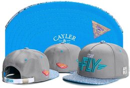 Wholesale red stay - Cayler & Sons Caps & Hats Snapbacks Stay Fly Snapback,Cayler & Sons snapback hats 2018 cheap discount Caps,Cheap Hats Online T3130