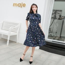 2c11ea3ff104 Sweet Floral Print Chiffon Maternity Dress Summer Fashion Clothes for Pregnant  Women Elegant Pregnancy Nursing Clothing