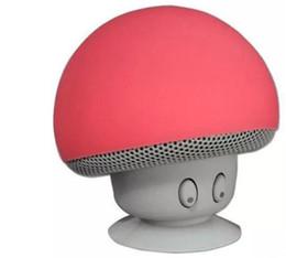 2019 drahtlose bluetooth mini lautsprecher pilz wasserdicht Mode Pilz Wireless Mini Bluetooth-Lautsprecher bewegliche wasserdicht Bluetooth Stereo-Lautsprecher für Handys iPhone Xiaomi-Computer