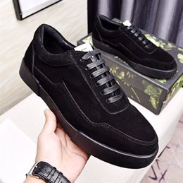 Wholesale Lime Green Flowers - 2018 Luxury New Men Women Low Top Casual Shoes Fashion Designer Flower 3D Embroidery Sneakers 40 Style Size 38-44