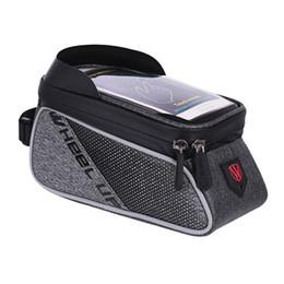 Новый велосипед сумка водонепроницаемый Велоспорт телефон мешки чехол для iPhone 8 Плюс Samsung Галактика S7 от
