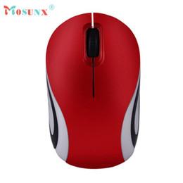 rato bonito do pc Desconto Hot-venda de Alta Qualidade Presentes 2 Chave Bonito Mini 2.4 GHz Mouse Óptico Sem Fio Ratos Para PC Notebook Laptop C0612