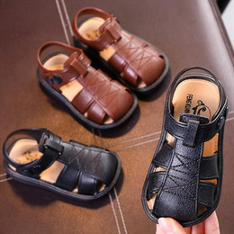 Boys Sandals Summer 2018 New Arrival Baby Kids Shoes For Fashion Princess  Clogs Beach Girl Shoes 632e7470057e