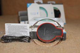 Canada Qi Chargeur Sans Fil Pour Iphone X 8 Samsung Induction Magnétique Mobile Téléphone Charge Rapide Rembourrage Pad Illuminate Chargeur Sans Fil boîte de détail Offre