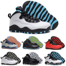 Wholesale Male Latex Rubber - Air s 10s Basketball Shoes Men Athletic Mens Basketball Shoes Cheap 10 Sports Shoes With High Quality Male Running Sneakers
