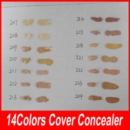 Canada Haute qualité Base Cover Extreme Covering Foundation Hypoallergénique Étanche 30g Tatoo brandd Maquillage Correcteur 14 couleurs Offre