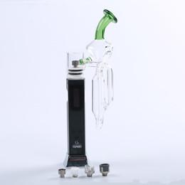 100% original G9 greenlightvapes TC PORT Kit dab enail com 3000 mah bateria e vidro wa tubos dl de
