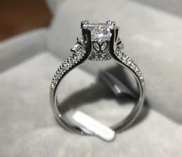 neue königliche schmucksachen Rabatt 2018 Fashion New 925 sterling silber hochzeit ringe für frauen royal crown klassische weibliche schmuck anillos
